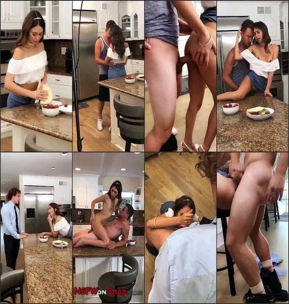 Riley Reid porn scene snaps snapchat premium 7/28