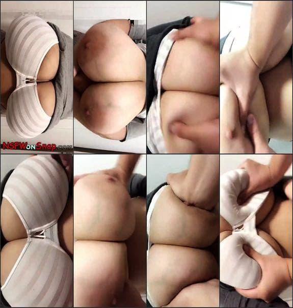 G Cup Baby big boobs nipple licking snapchat premium 2018/04/24