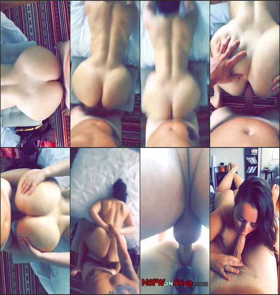 Tiffany Cappotelli sex tape snapchat premium 2018/10/10