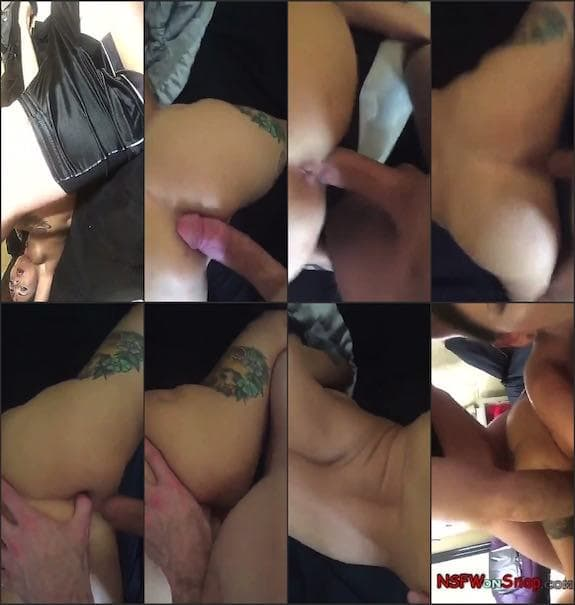 MissPots doggy style sex & anal fingering 2018/06/26