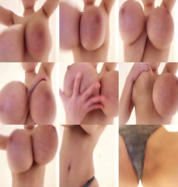 Hitomi Tanaka - boobs shaking
