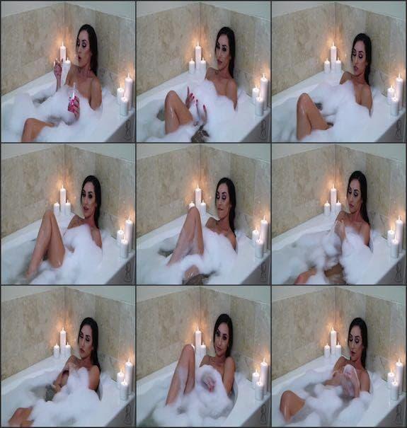 Reya Sunshine - Bathtub JOI