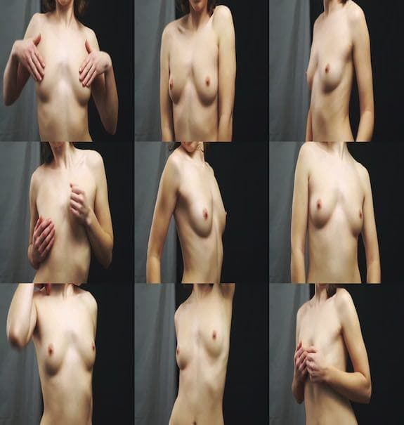 Ivanka Heat - dance no bra