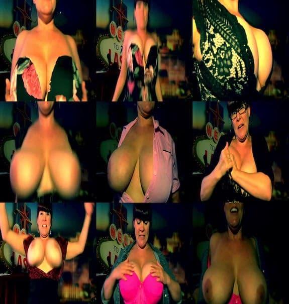 Rebecca Love - big boucing tits
