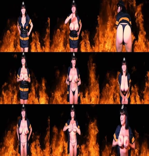 Rebecca Love - fire fighter joi