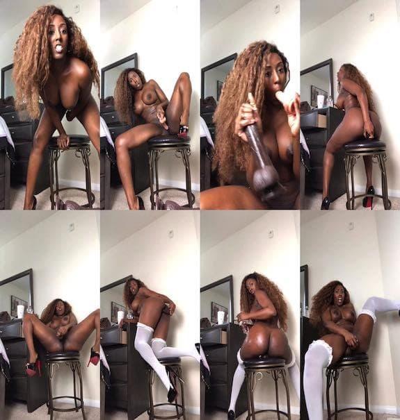 JaydaJ – Creamy pussy cam show