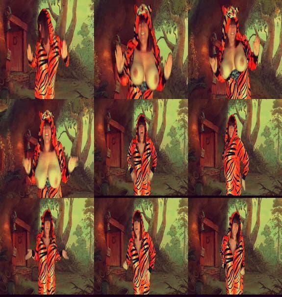 Rebecca Love - tigger bounce