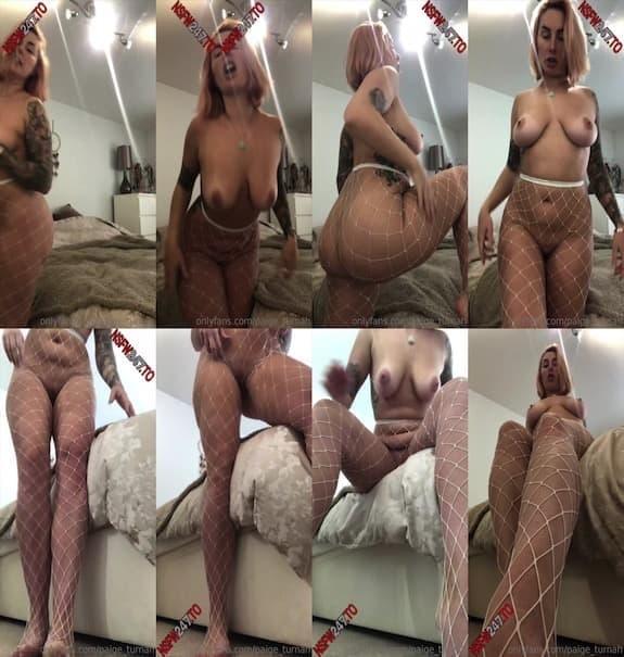 Paige Turnah - Brand new pics video set..Worship me slave