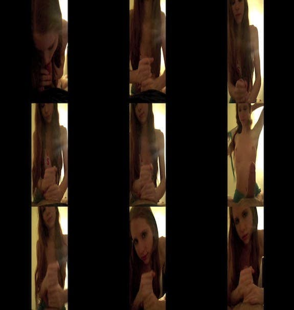 charlottehazey - BG Handjob in a bikini