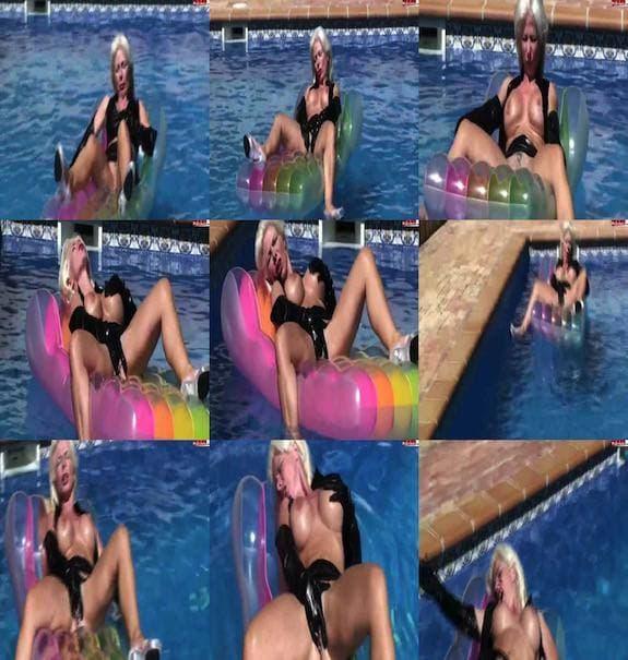 Nadja Summer - Fetish-Poolbitch