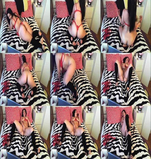 Dolce4you69 – bj ride dildo finger tease
