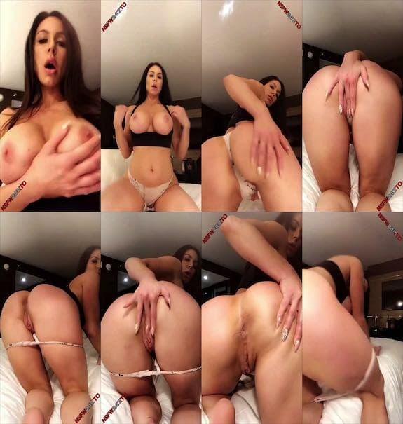 Kendra Lust booty view snapchat premium 2019/09/16