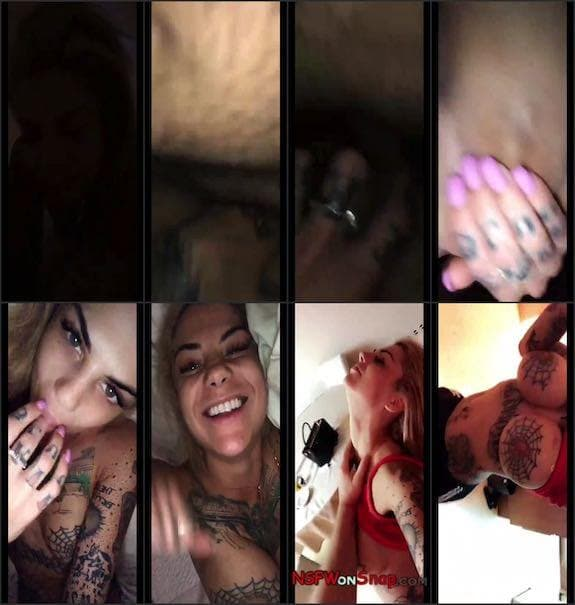 Bonnie Rotten boy girl sex show snapchat premium 8/09