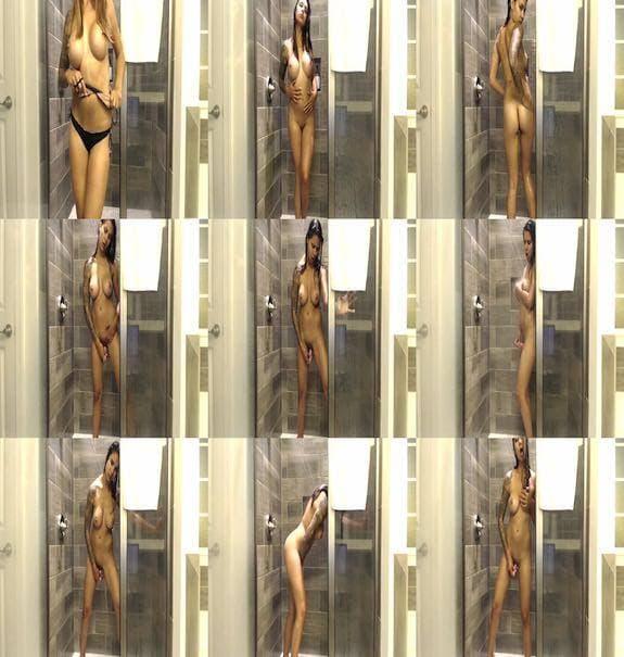 Alexis Zara - Hot Shower Fun