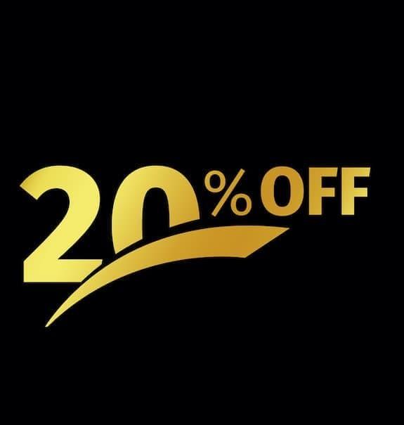 3k Discord members celebration! All membership plans 20% off!