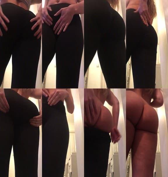 Ashley Emma - yoga pants