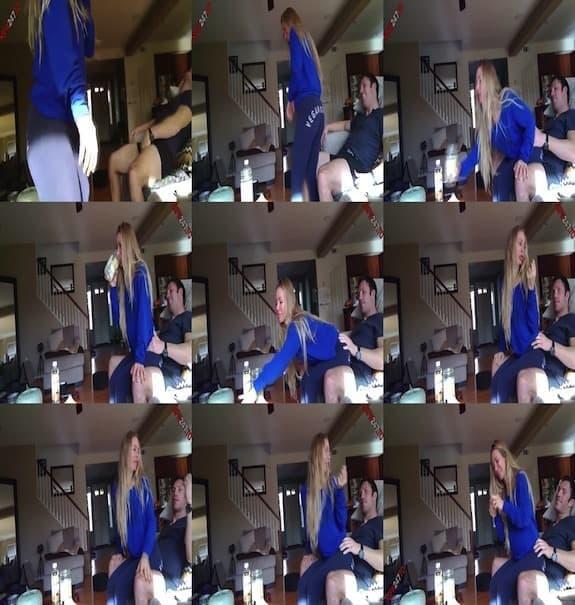 Nicole Aniston - couple show