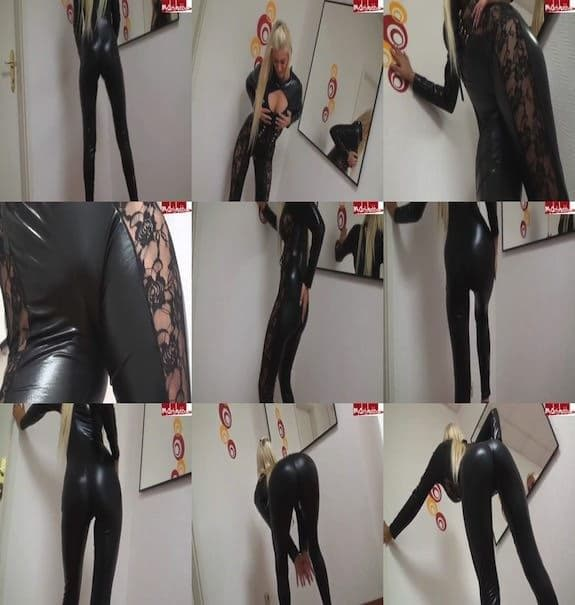 Valerie4you - Mein geiles neues Catsuit!