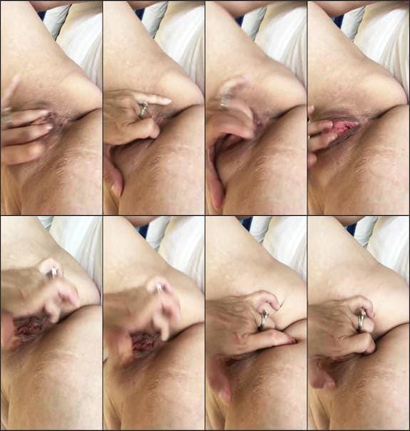 Brittany Elizabeth - pussy & ass fingering