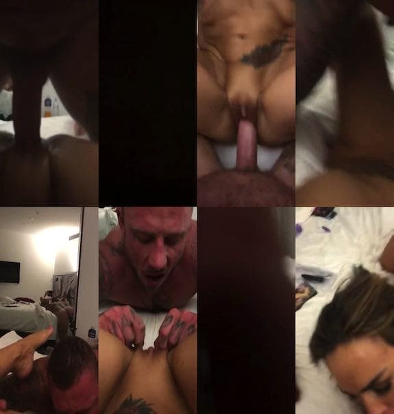 Aubrey Black - hotel room sex show
