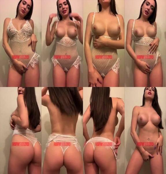 ashly anderson striptease show snapchat premium 2019/03/23