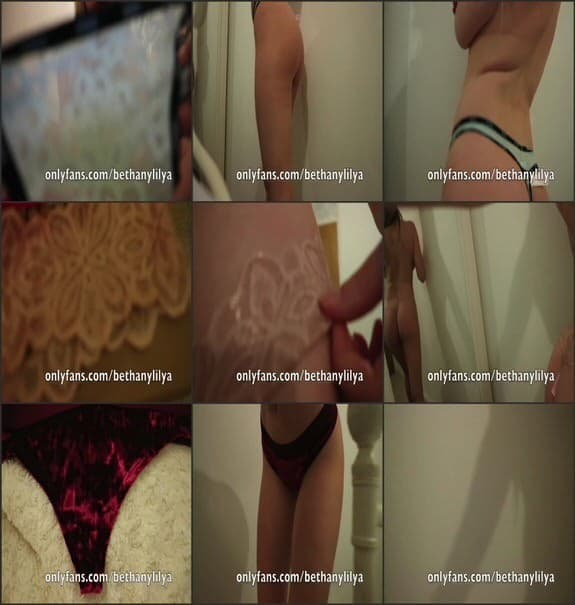 Bethany Lily - panties