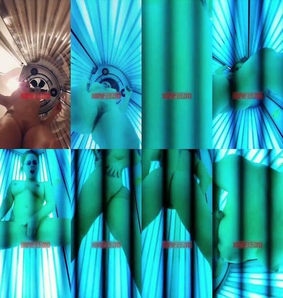 Chrissy Leblanc fully naked tanning snapchat premium 2019/03/26