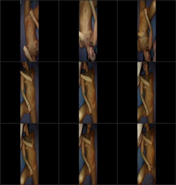 Annah12 - masturbation and facial 2018/08/08