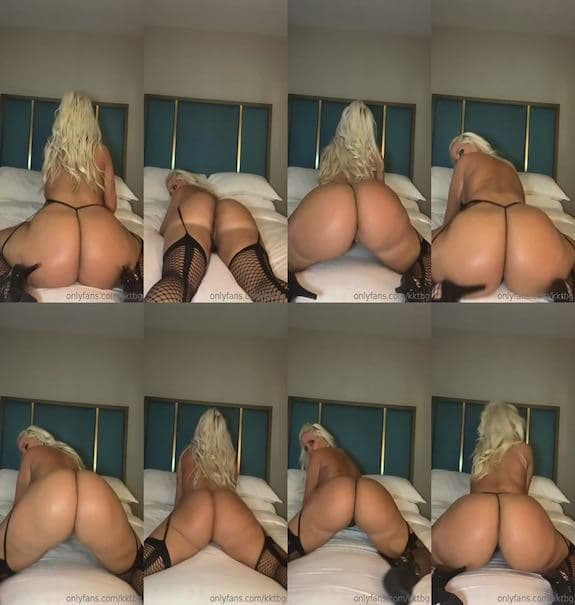 KRISTEN KINDLE - As requested from you guys! Me twerking on the bed to a full song! I hope you love it