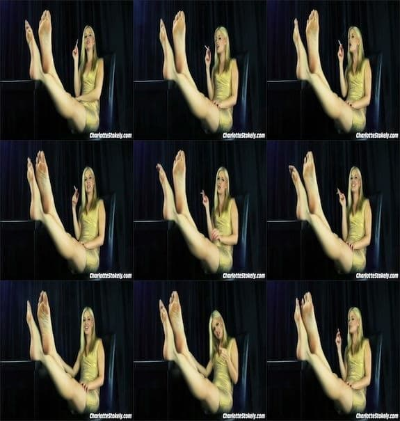 Charlotte Stokely - Arrogant Humiliation For Tiny Dicks
