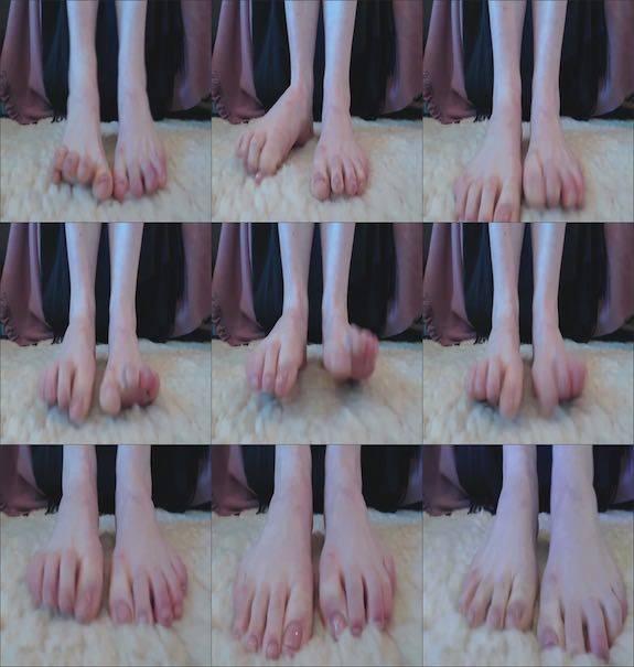 FoxSmoulder - Feet ASMR