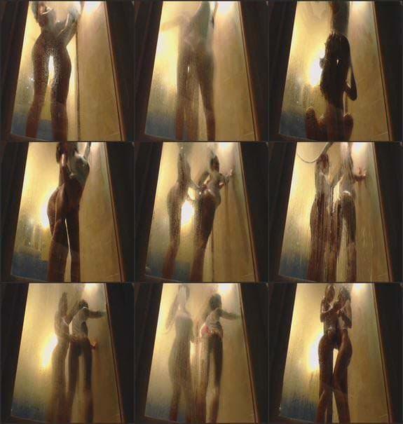 BeaBeatrice - sensual showering 2017/01/11