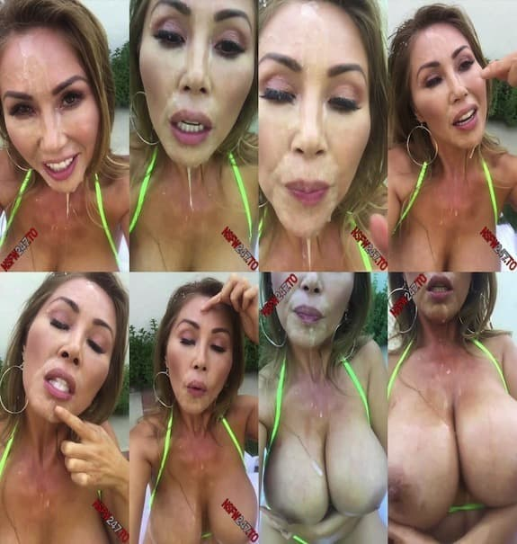 Kianna Dior - I just took one of those monster cum shots to the face