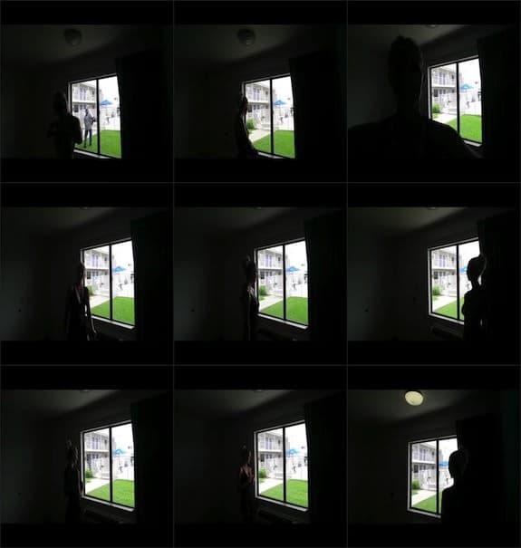 hollyhotwife - Flashing Gardeners At A Cheap Motel