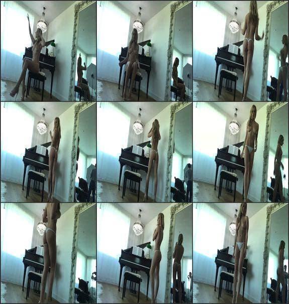 Rosa Brighid - photoshot video