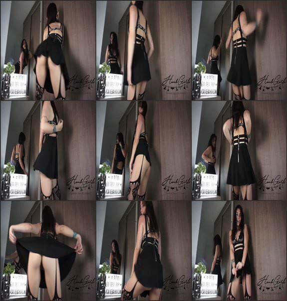 Haub Girl - brazilian ass shaking free 2018/03/26