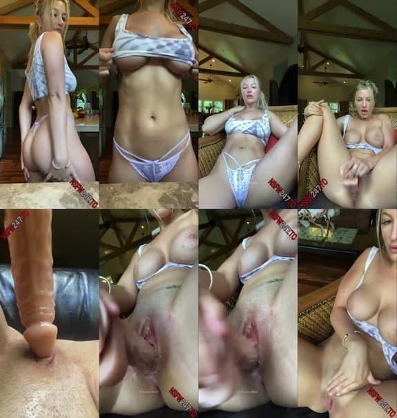 Emily Knight masturbation show snapchat premium 2020/03/17