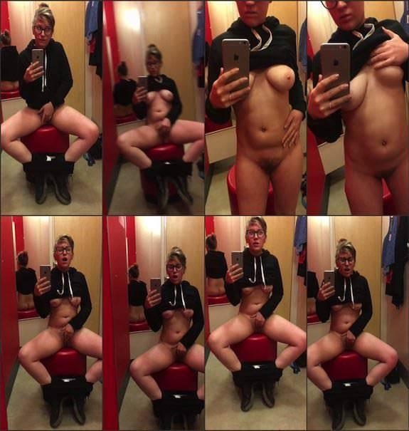 JayBBgirl - public dressing room masturbation cum 2018/02/20