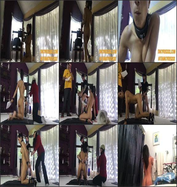 Tia Cyrus - BDSM porn scene