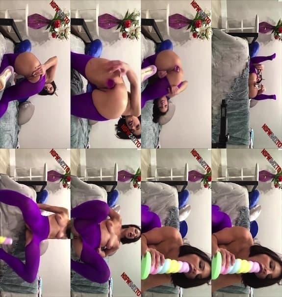 Adriana Chechik anal show snapchat premium 2020/04/06