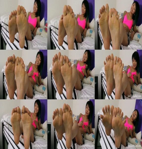 Feet On Demand – Sneaking into the Girls Dorm