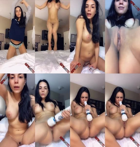 Tia Cyrus Hitachi masturbation snapchat premium 2020/05/11