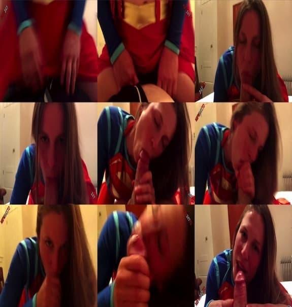 [Club] Xev Bellringer - Blowjob Video From Halloween