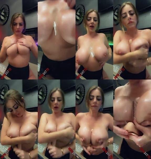 Sophia Dee dildo titsjob snapchat premium 2020/05/24
