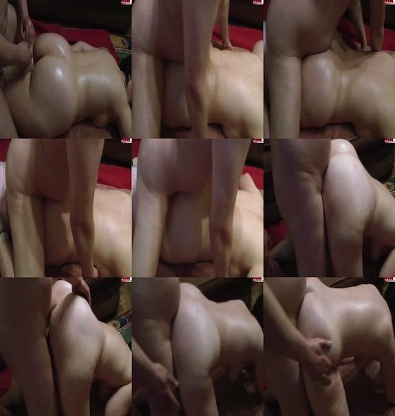 Bigbooty wife - bei der Massage gefickt!