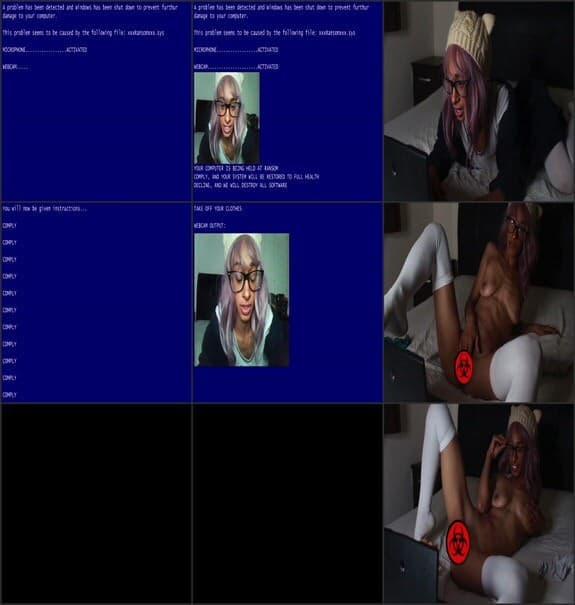 Vixi Vee - free ransomware teaser