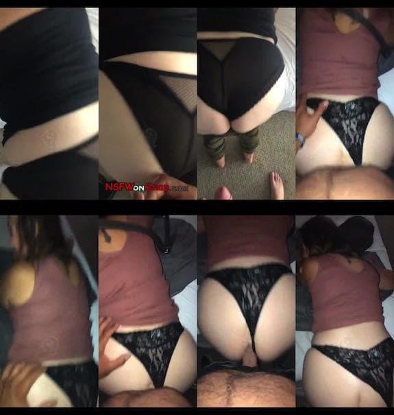 Lee Anne couple morning sex snapchat premium 2018/11/18