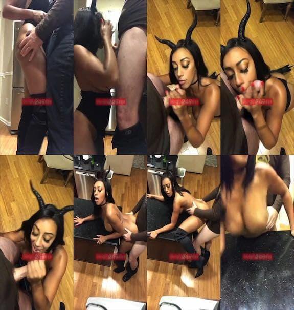 Ariana Gray 11 minutes BG show hard fucked cum on booty snapchat premium 2019/04/05