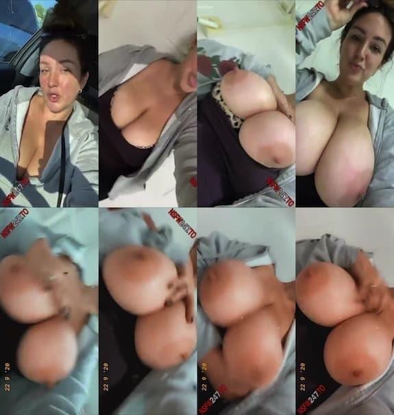 Lee Anne morning boobs flashing snapchat premium 2020/09/23