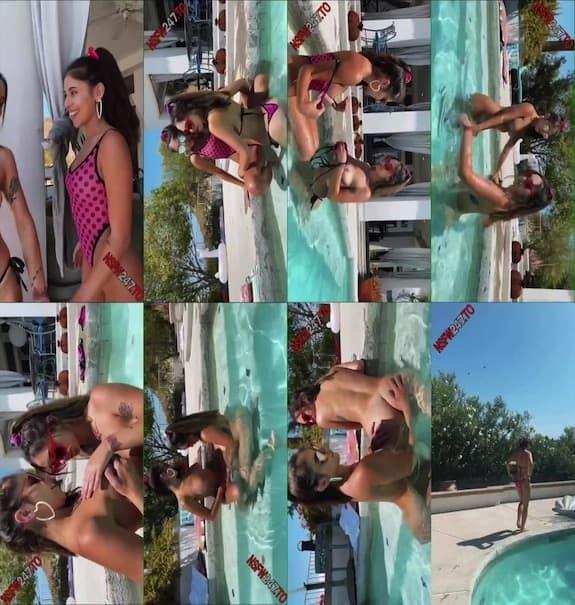 Violet Summers - Sisters who skinny dip 2020/06/13
